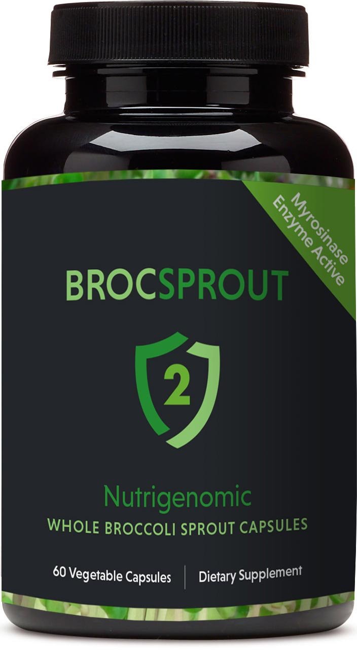99% of products on the market cannot deliver Sulforaphane, let-alone deliver a Sulforaphane Yield in the same galaxy as BROC SPROUT 2.