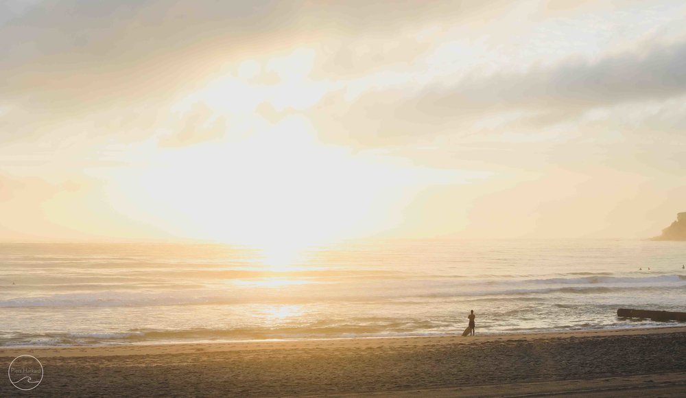 'Moment At Dawn' - Available in the 'Life On The Coast' category.   BUY