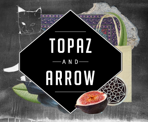 topazandarrow diy workshops