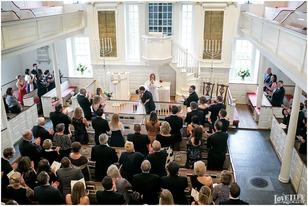 Christ Church Wedding