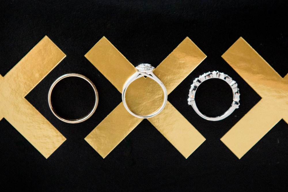 The Line Hotel DC Wedding rings