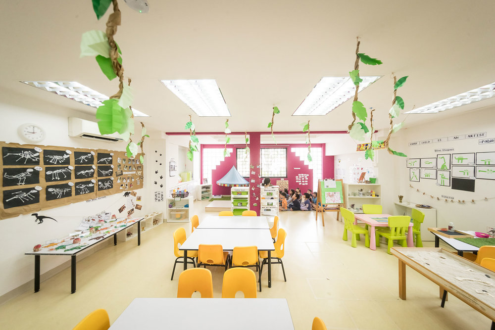Learning Room K1