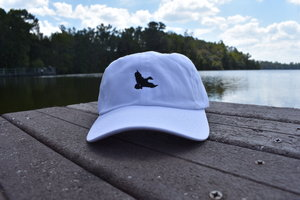 b0faf43839b Southern Mallard Clothing Hat - White Black ...