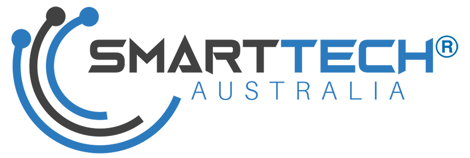 SmartTech Logo with Blue Registered Symbol 300DPI 930x310.png