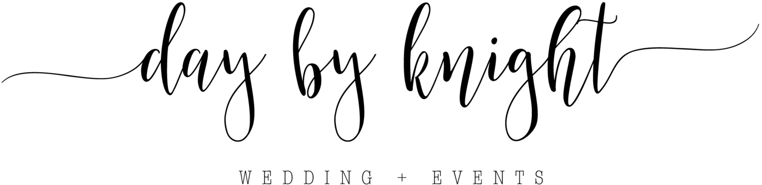 Day By Knight Events: Kelowna Wedding Planner