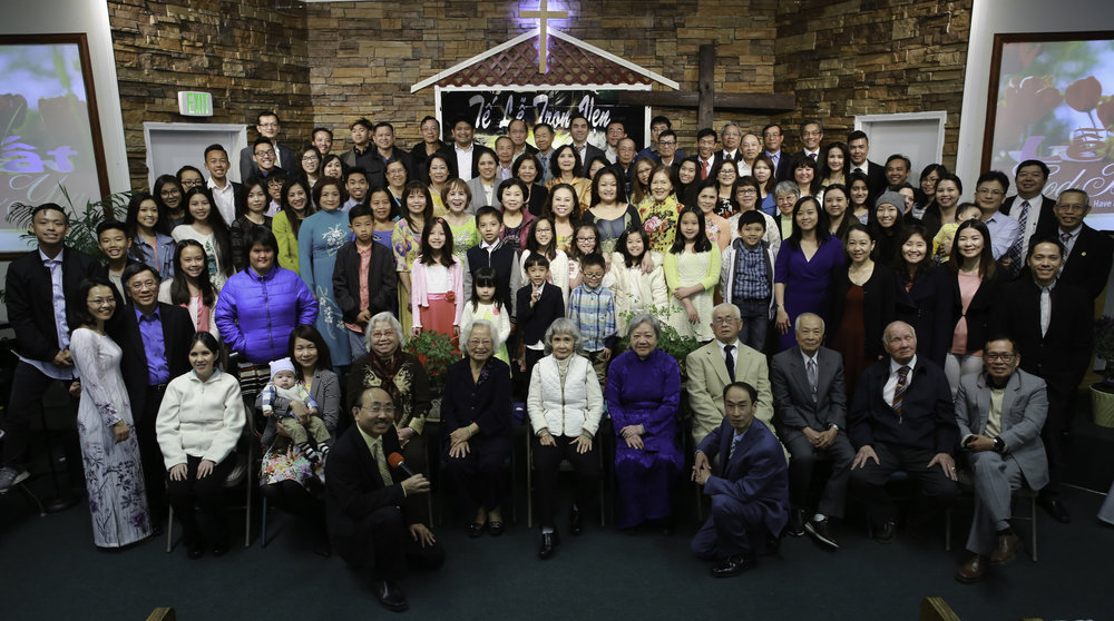San Jose Vietnamese Alliance Church 2017
