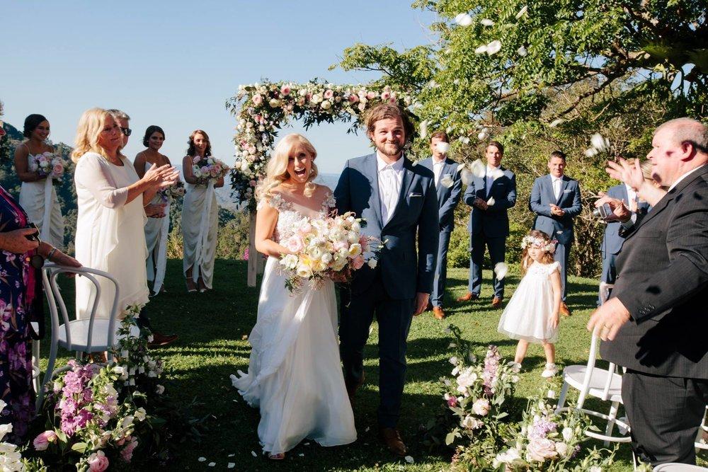 Maleny Manor Wedding - Live Ceremony Music