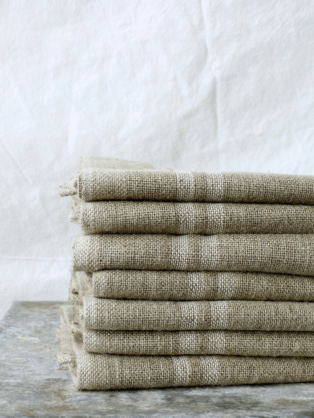 French Linen Kitchen Towel