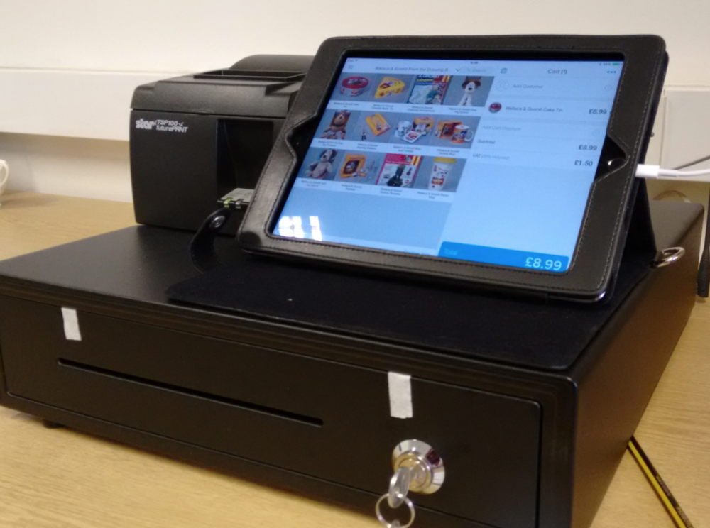 Case study: POS hardware & software redesign