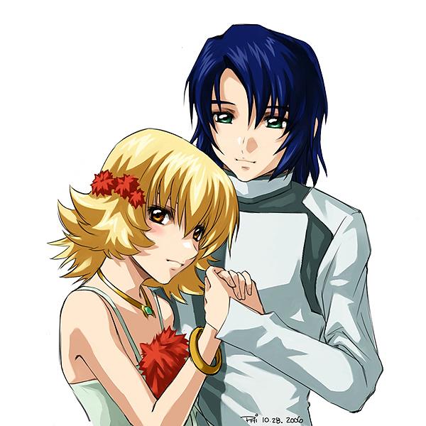 Gundam SEED : Athrun &Cagalli 2006