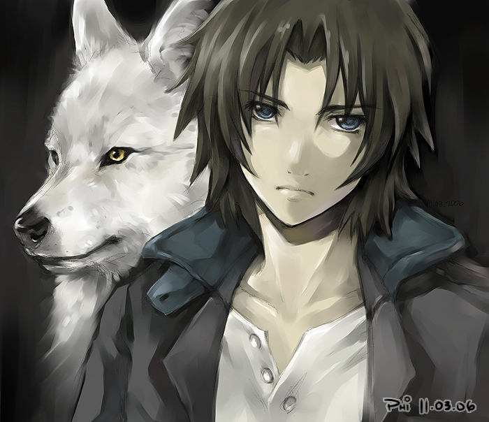 Wolf's Rain : Kiba 2006