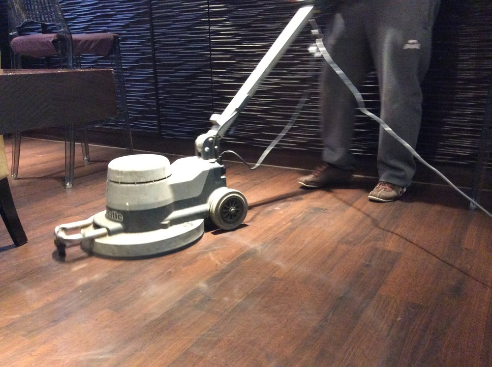 HARD FLOOR CLEANING.    scrubbing                                 2.50 per/m    scrubbing and polishing       3.50 per/m      scrubbing and sealing           3.50 per/m
