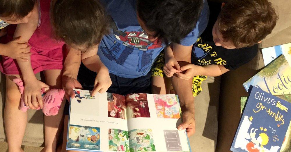 why reading books is so important for children giuseppe poli