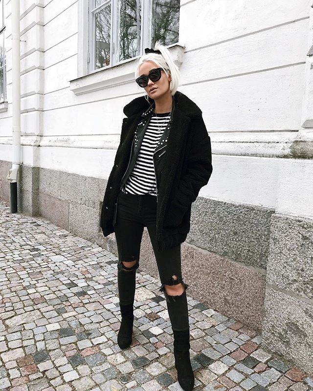 All stripes good vibes ✖️bild: @rebeckarosengren