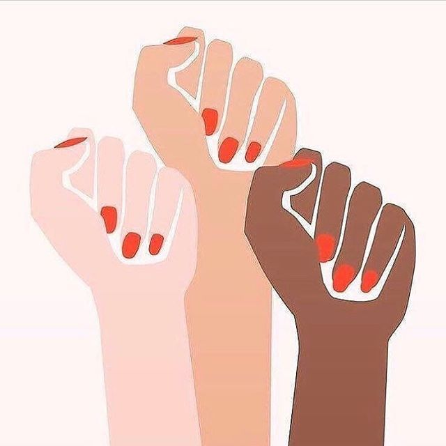 GRL PWR ♀#womaninternationalday #8mars bild: @all_womankind