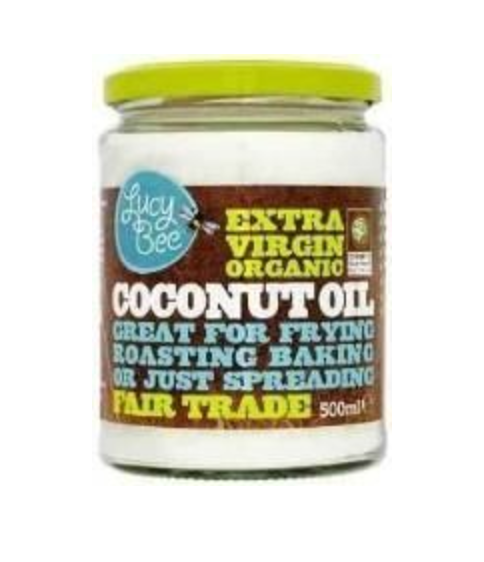 Coconut Oil _ Lucy Bee