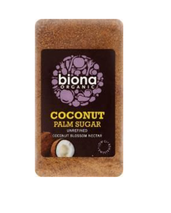 Coconut Palm Sugar _ Biona