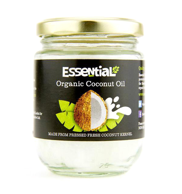 Coconut Oil _ Essential