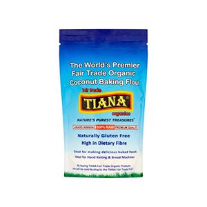 Coconut Baking flour _  Tiana