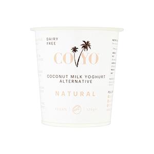Coconut milk Yoghurt  _ Coyo