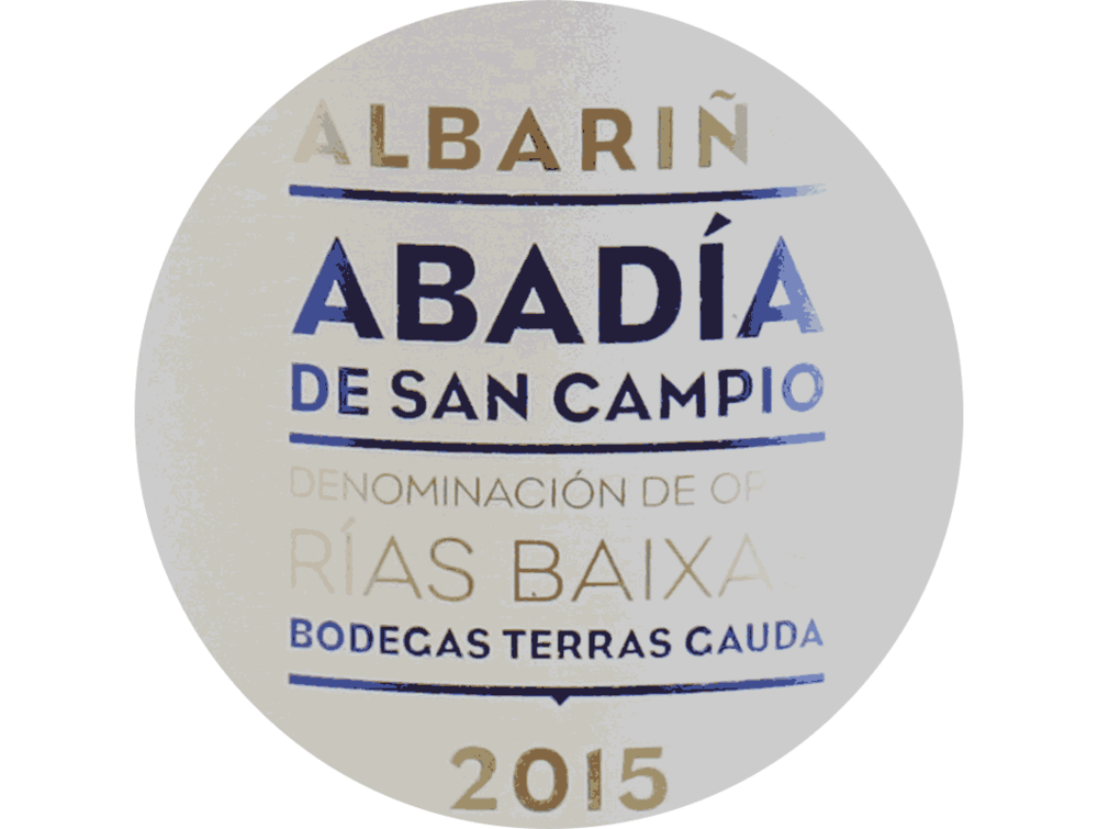 LIGHT BODY - Albarino2015