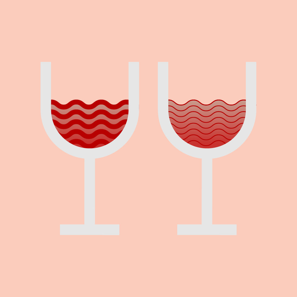 - And finally let's drink! How does the wine feel in your mouth? If it feels like full-bodied full-fat milk, it's full-bodied; if it feels like skimmed milk, it's light-bodied.If you are struggling to call a shot, try 'chewing the wine'': get a good sip and fake chewing on it. Does it feel dense or not?