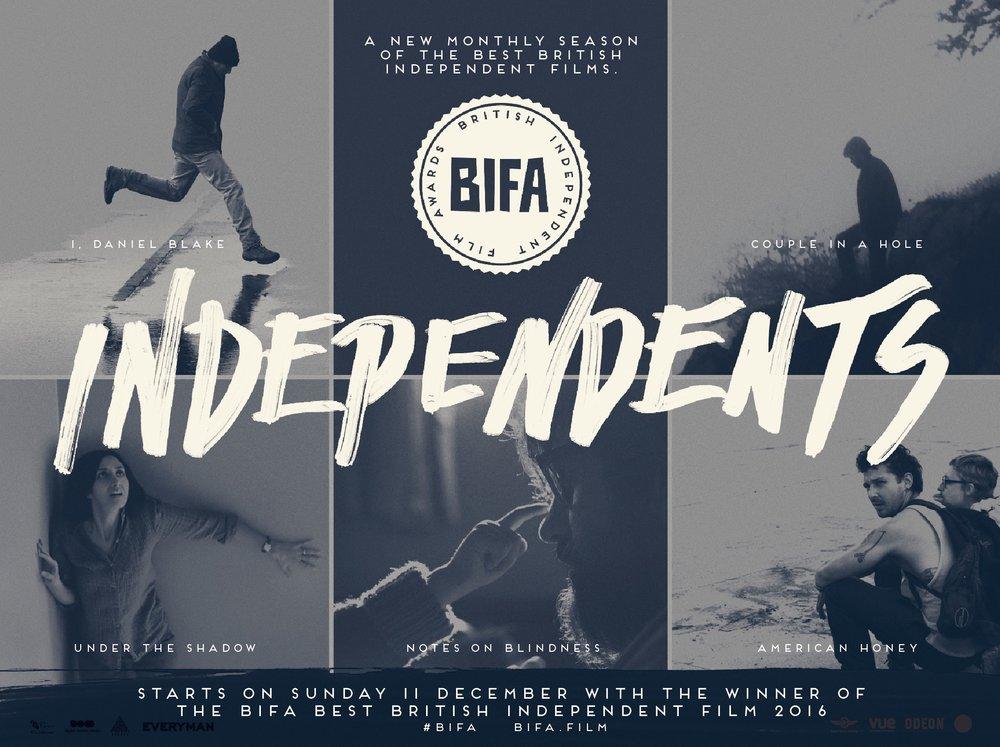 BIFA: Independents