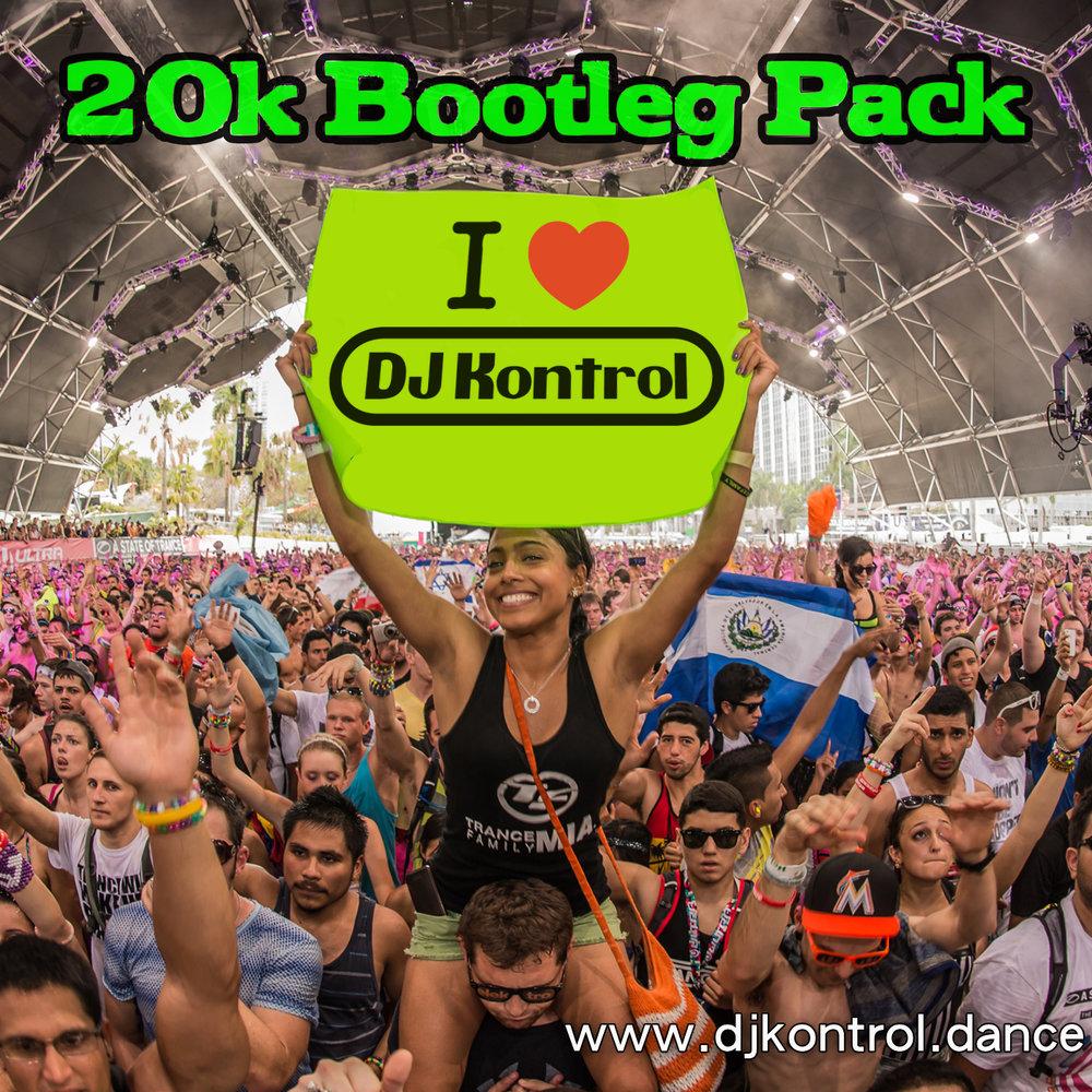 20k Bootleg Pack
