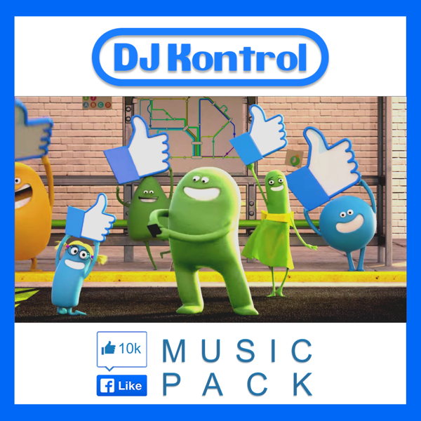 10K Facebook Pack