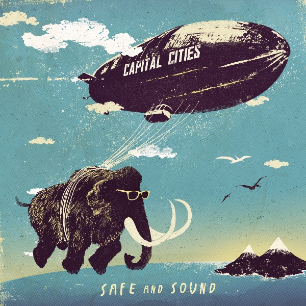 Capital Cities - Safe & Sound (DJ Kontrol Mash)