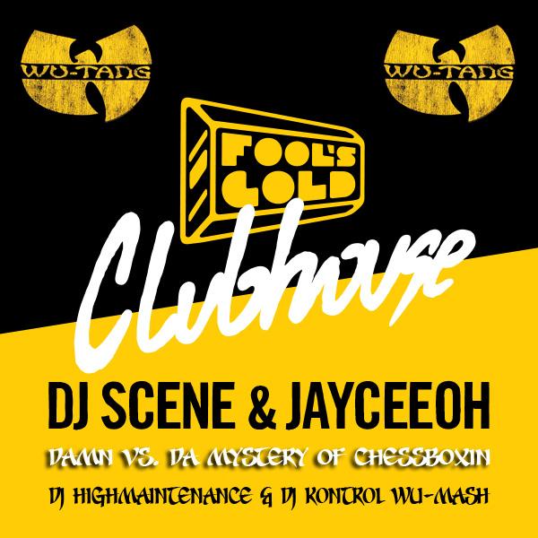 D*mn (DJ Highmaintenance & DJ Kontrol Wu-Mash)