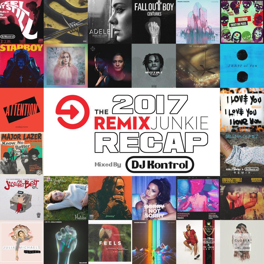 The Remix Junkie 2017 Recap