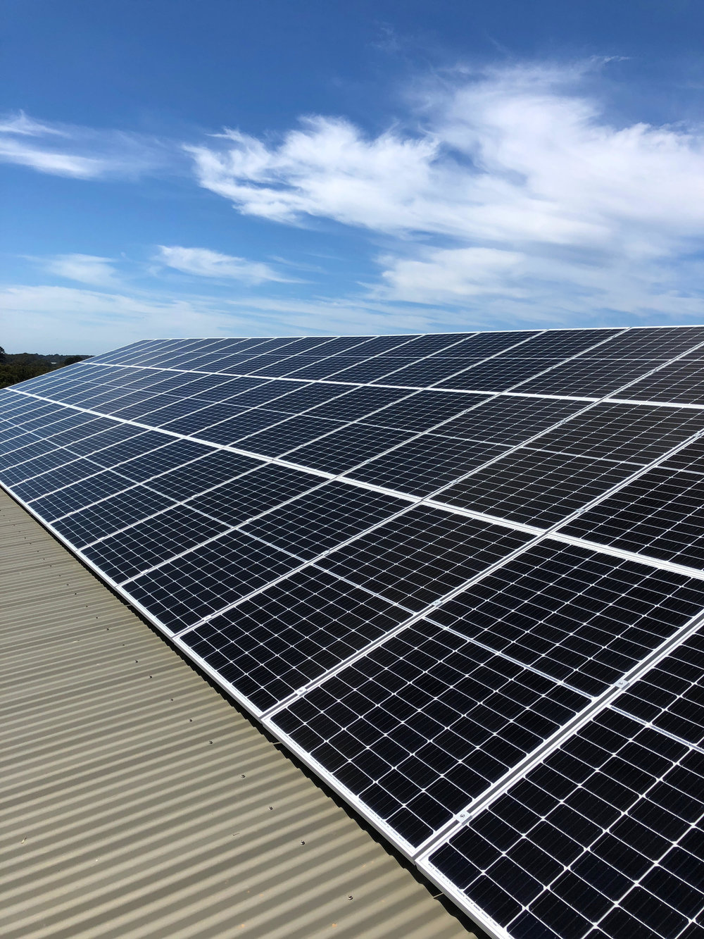red hill, victoria - 21kW Solar System