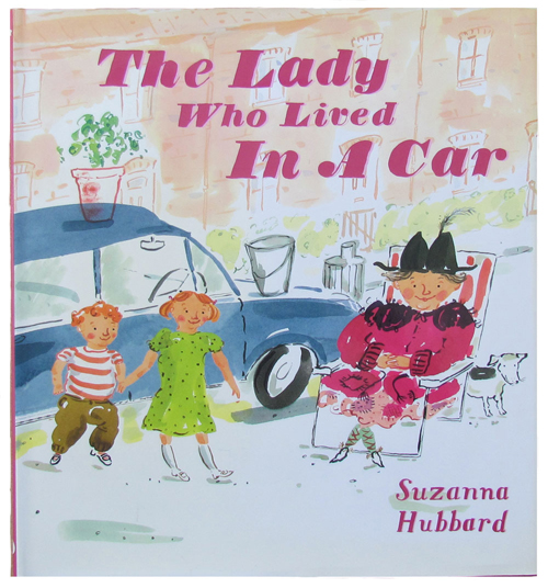 The Lady Who Lived In A Car 2004