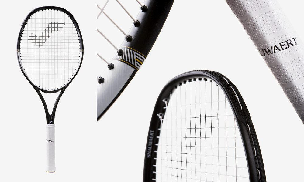 Snauwaert tennis brand  Client:  ESIGN web agency