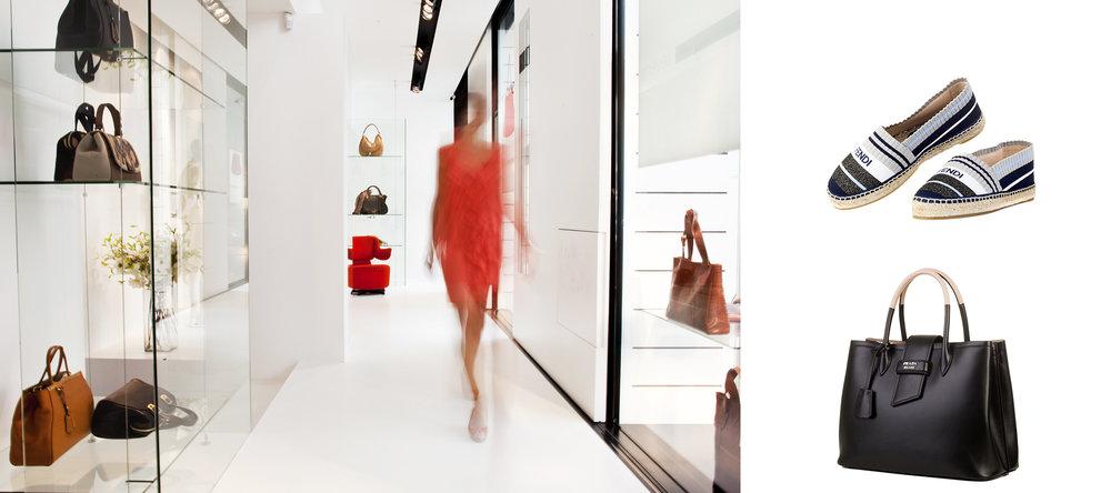 SEVENS bags & shoes