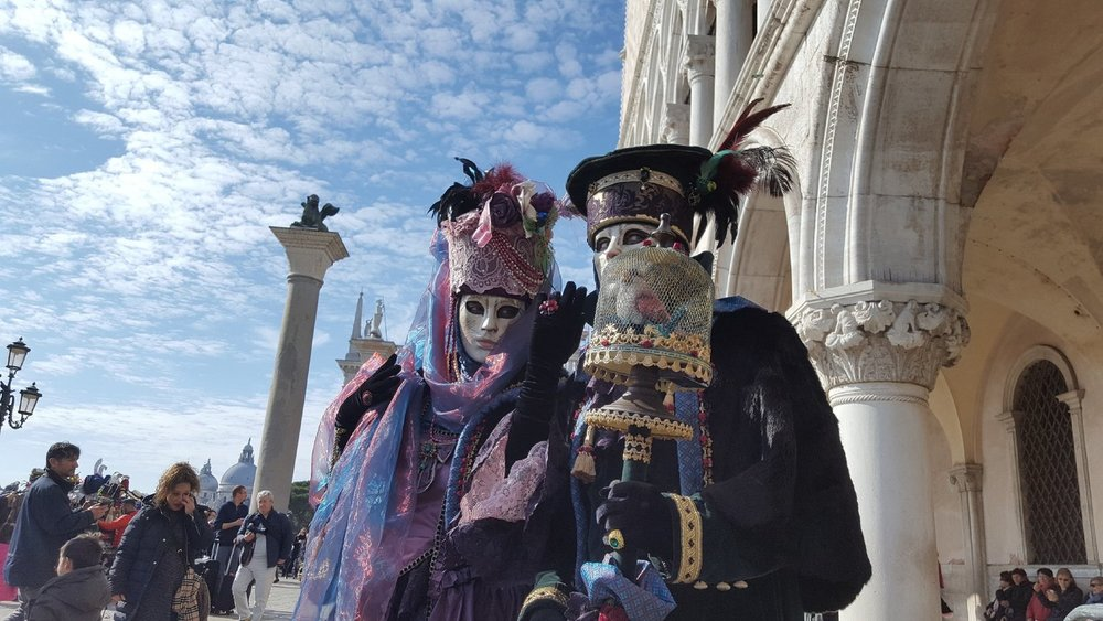 Join our incentive tour for the Carnival of Venice. Credit: I'm|Possible.