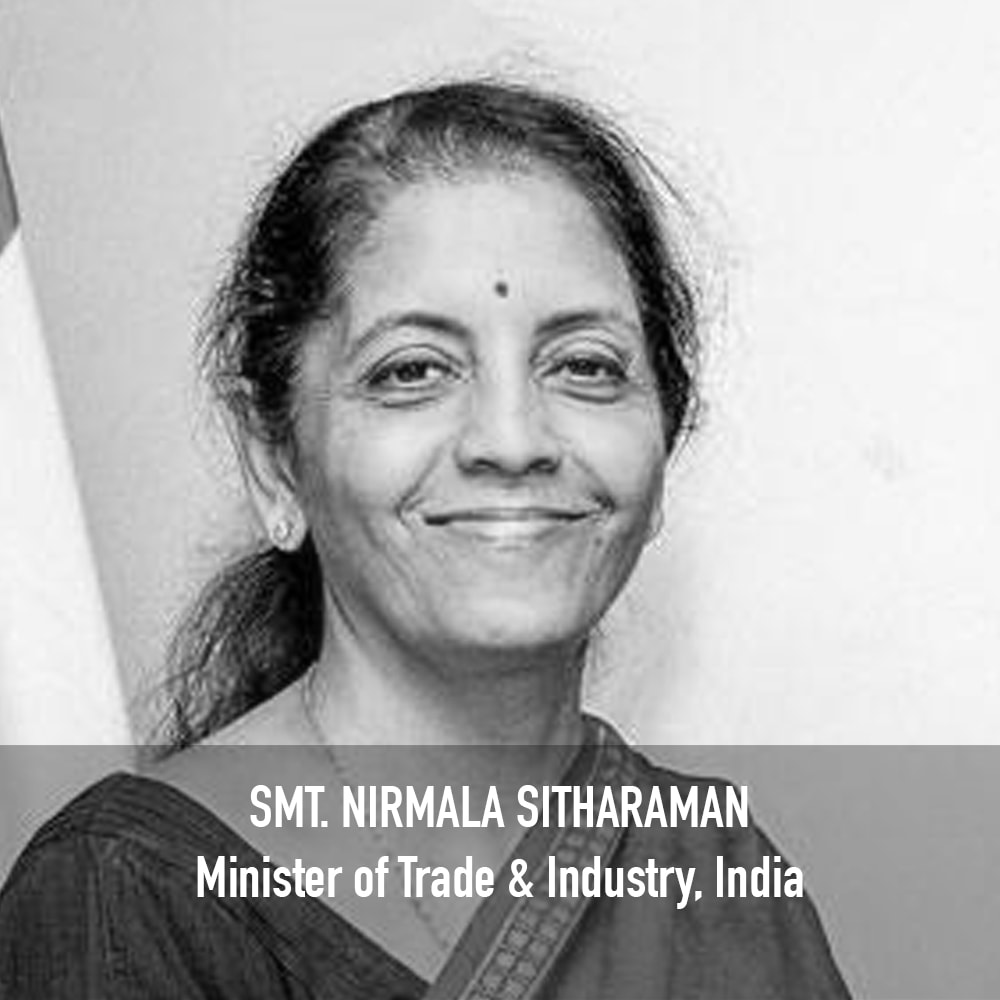Smt. Nirmala Sitharaman, Minister of State (Independent Charge) for Commerce & Industry