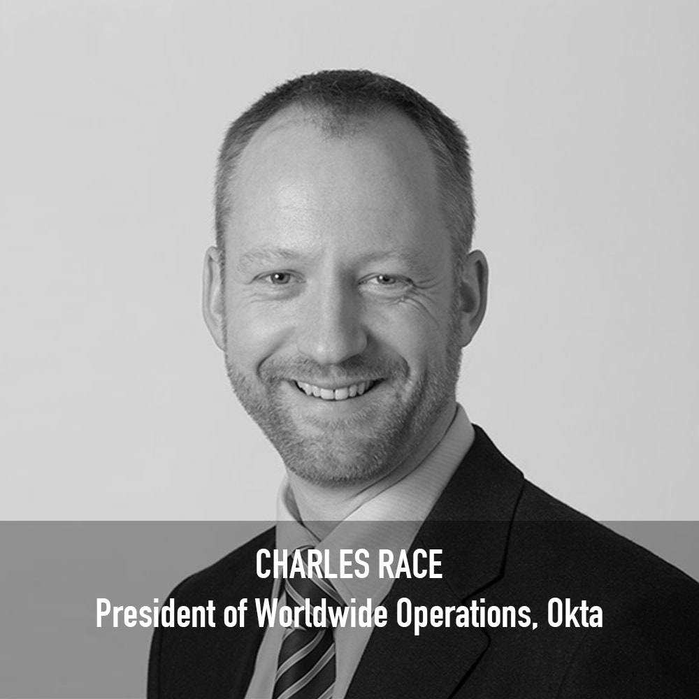 Charles Race - President of Worldwide Operations Okta