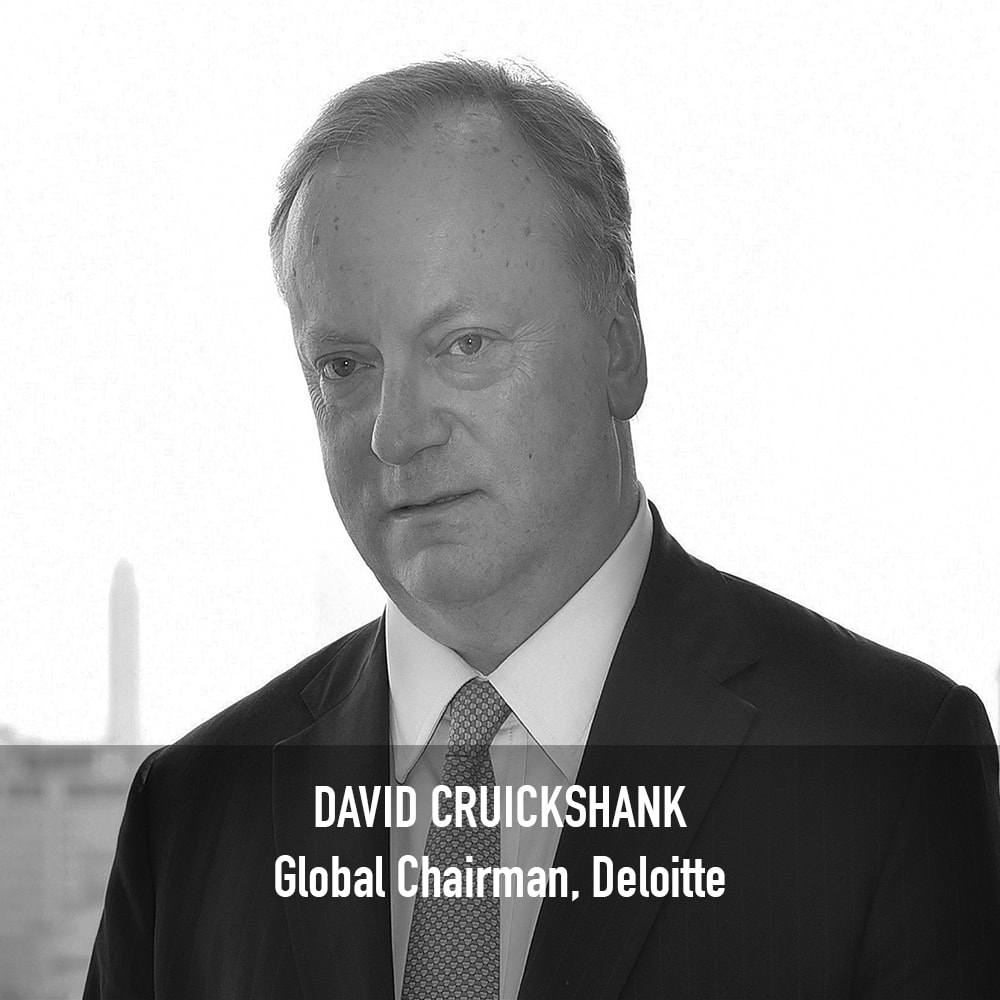 David Cruickshank - Chairman Deloitte