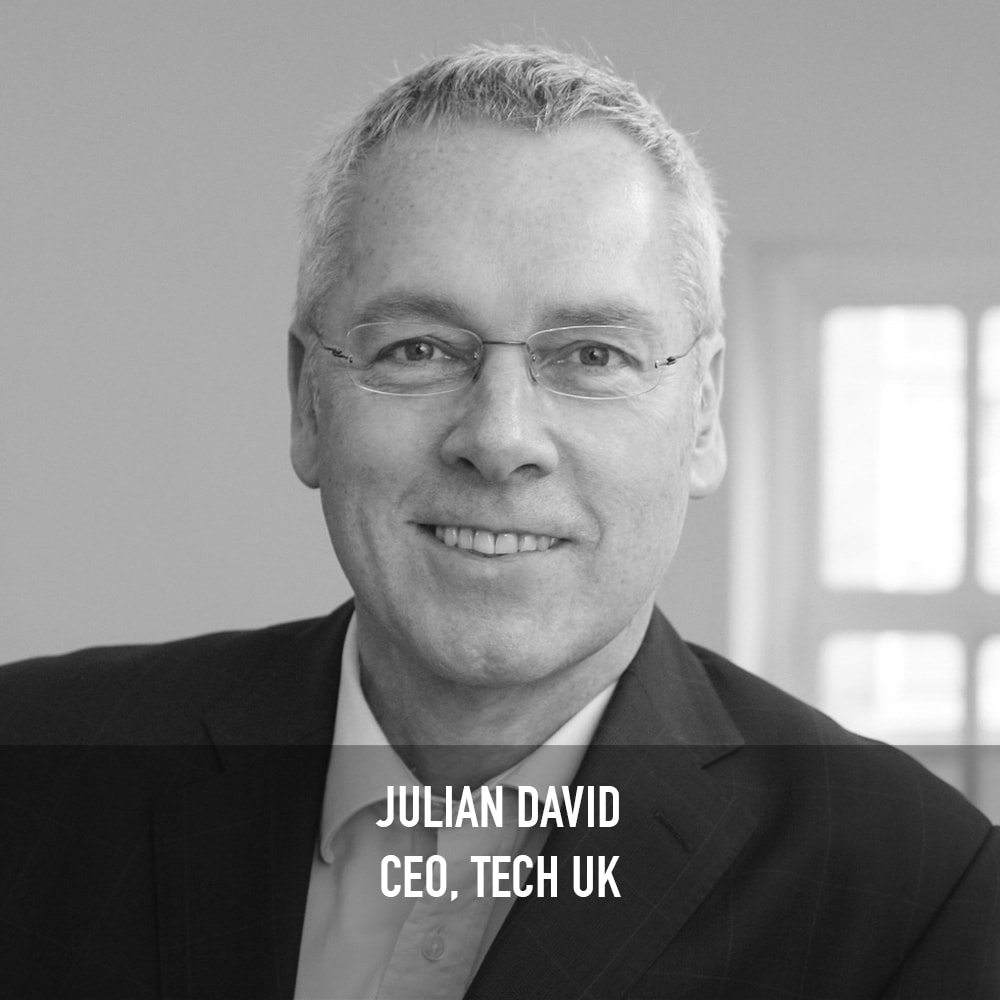JULIAN DAVID - CEO TECH UK