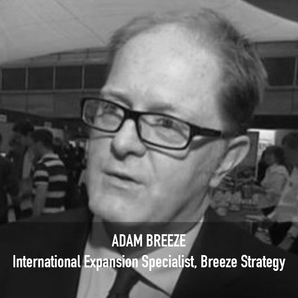 Adam Breeze - International Expansion Specialist Breeze Strategy