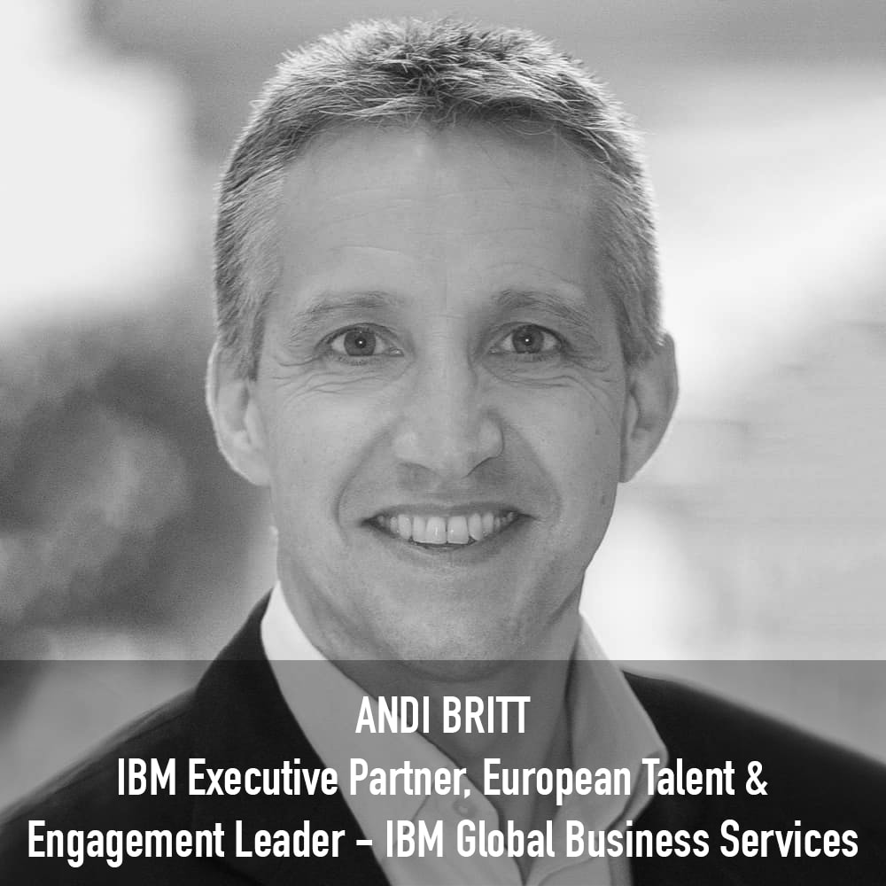 ANDI BRITT - IBM Executive Partner European Talent & Engagement Leader IBM Global Business Services