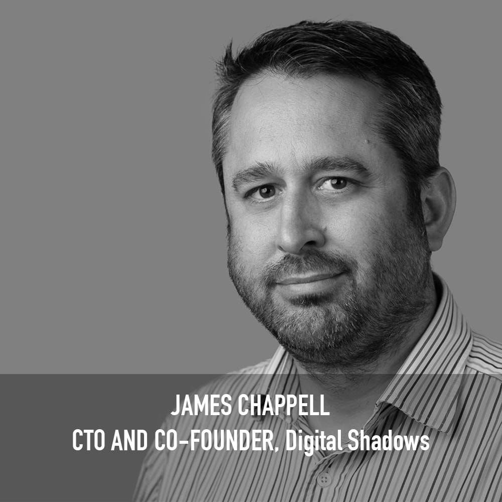 James Chappell - CTO AND CO-FOUNDER  Digital Shadows
