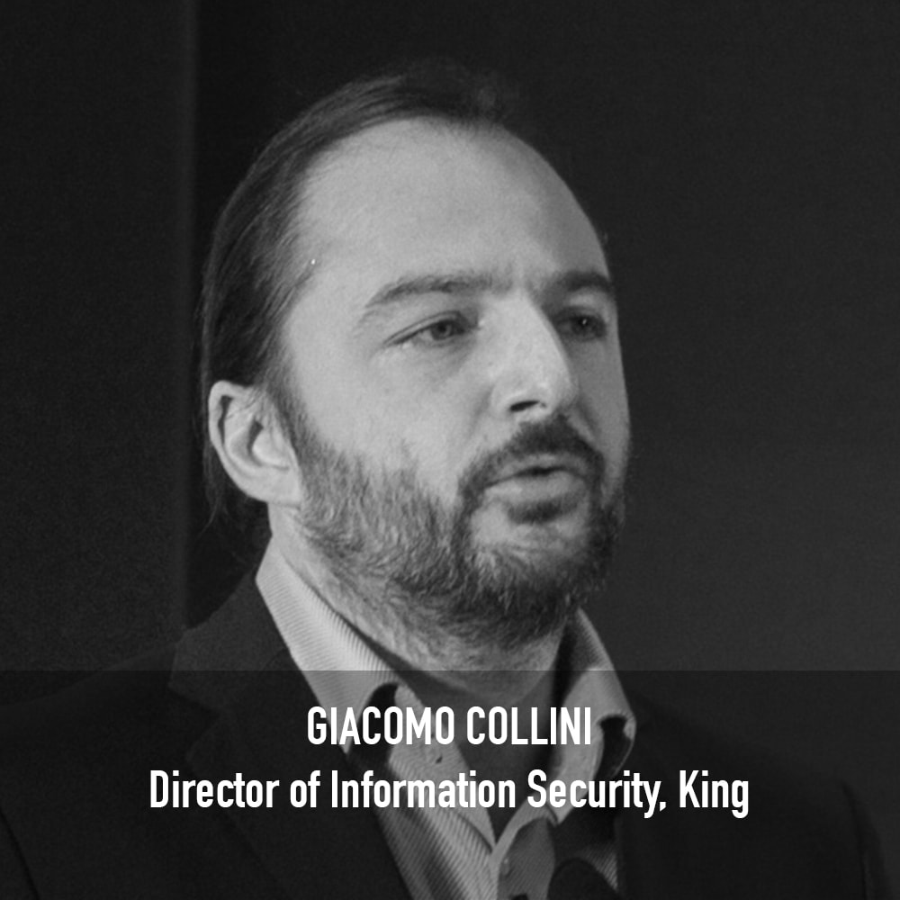 Giacomo Collini - Director of Information Security King
