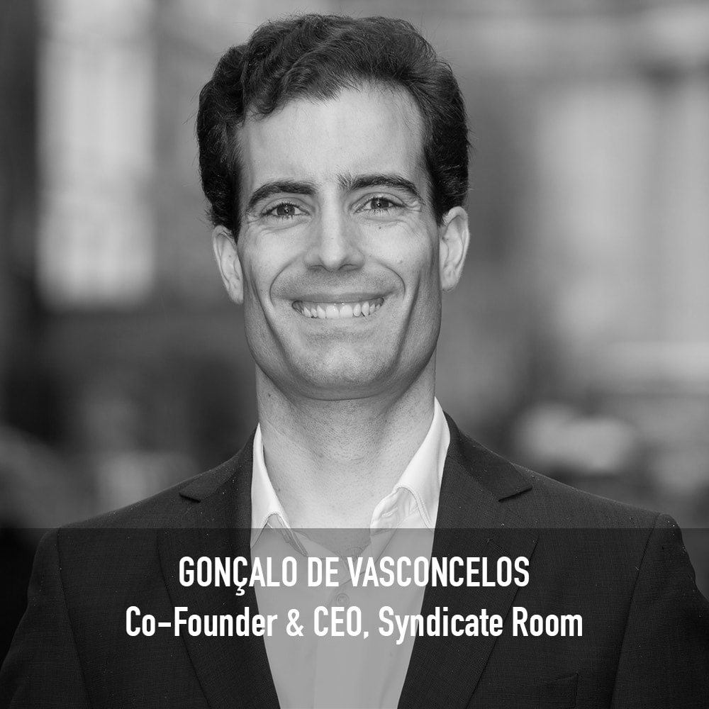 Gonçalo de Vasconcelos - Co-Founder & CEO Syndicate Room