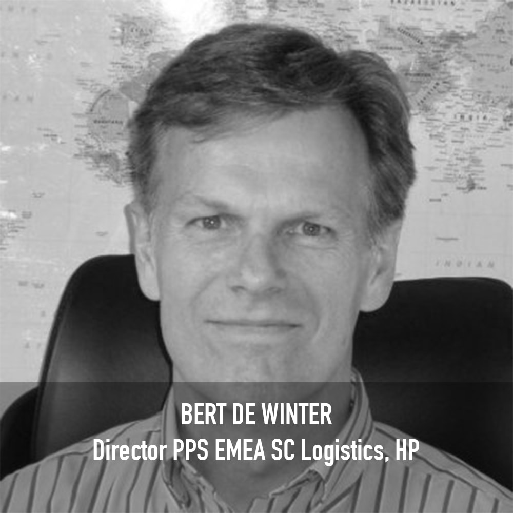 Bert De Winter - Director PPS EMEA SC Logistics HP