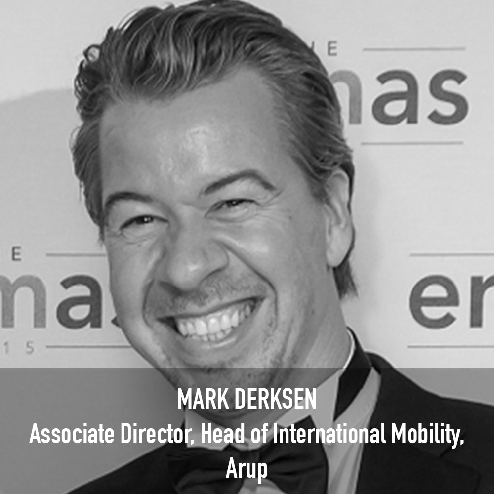 Mark Derksen - Associate Director, Head of International Mobility Arup