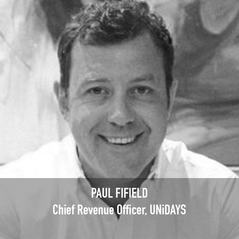 Paul Fifield - Chief Revenue Officer UNiDAYS