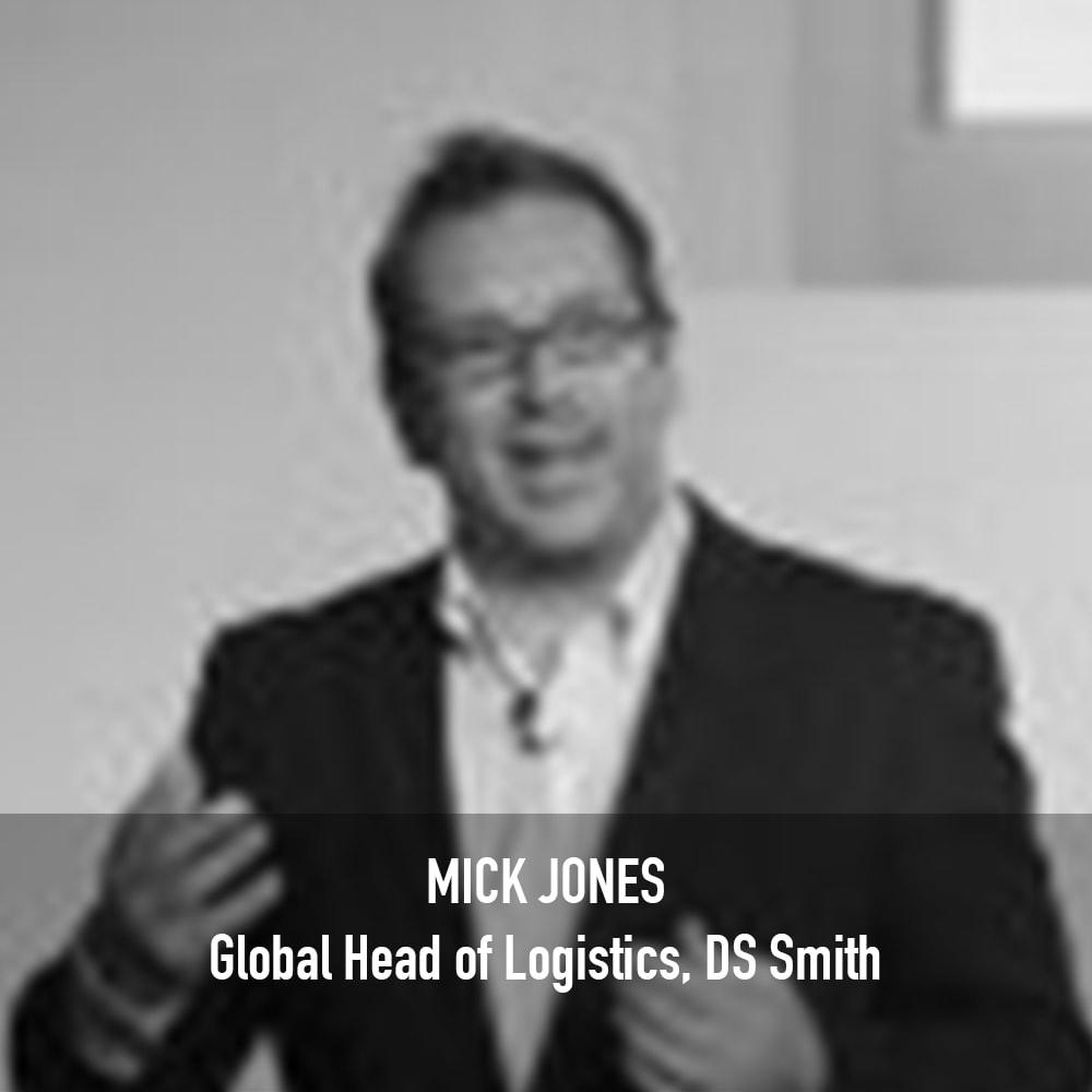 Mick Jones - Global Head of Logistics DS Smith